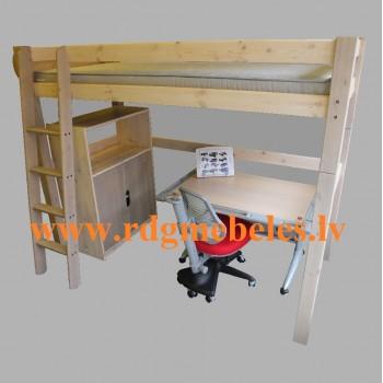 Augstā gulta RD-40-K1