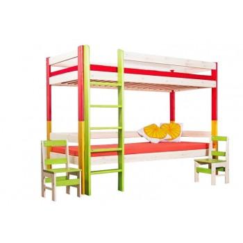 Divstāvu gulta 2PST-T1