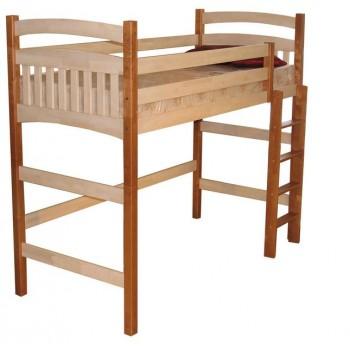 Bērza augstā gulta 1ST-A-SM