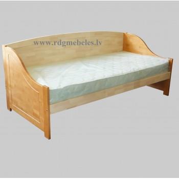 Bērza gulta 1ST-T-1