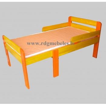 Pagarināmā Bērza gulta 5011-STR-2