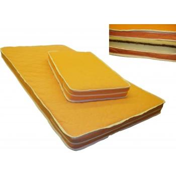 Porolona matracis ar Kokosu 75x142+42 S