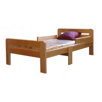 Pagarināmā Bērza gulta 5011-STR-1