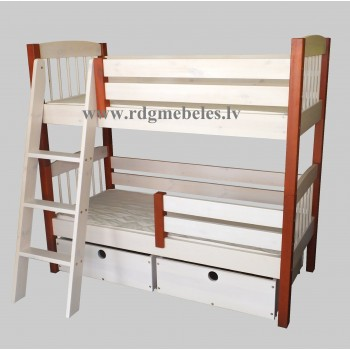Divstāvu gulta 2ST-M-5